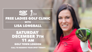 Lisa Longball Clinic  - Golf Town London