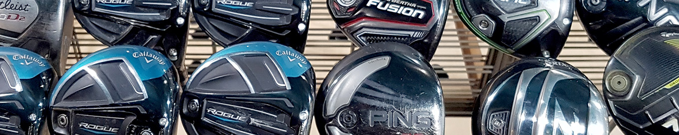 Golf Town Pre-Owned Header