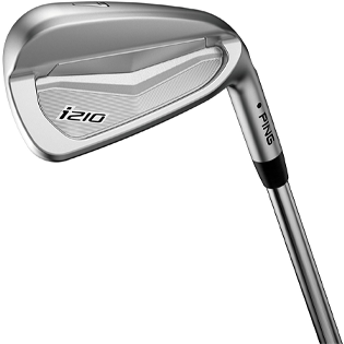 PING: i210 4-PW Iron Set with Steel Shaft