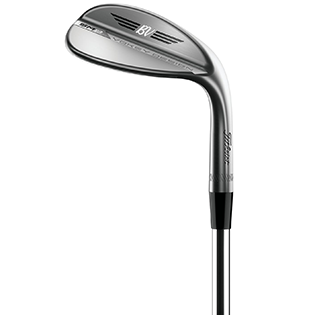 TITLEIST: Vokey SM8 Tour Chrome Wedge with Steel Shaft