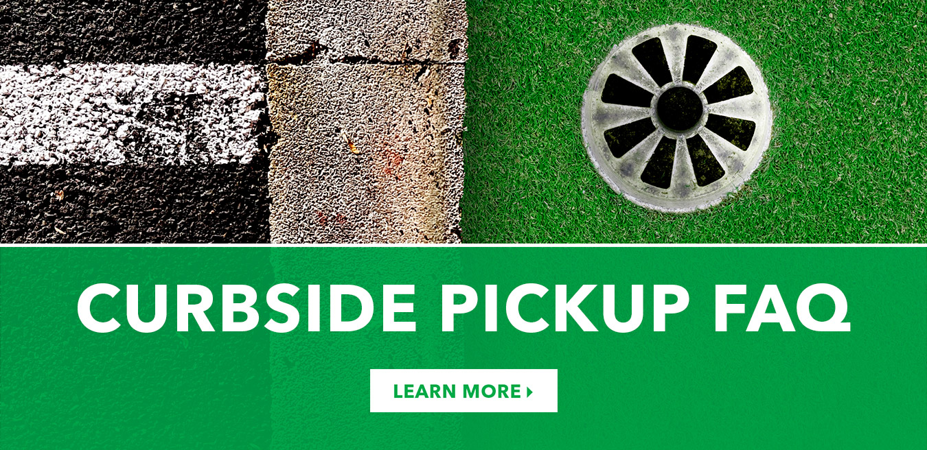 Golf Town Offers Curbside Pickup