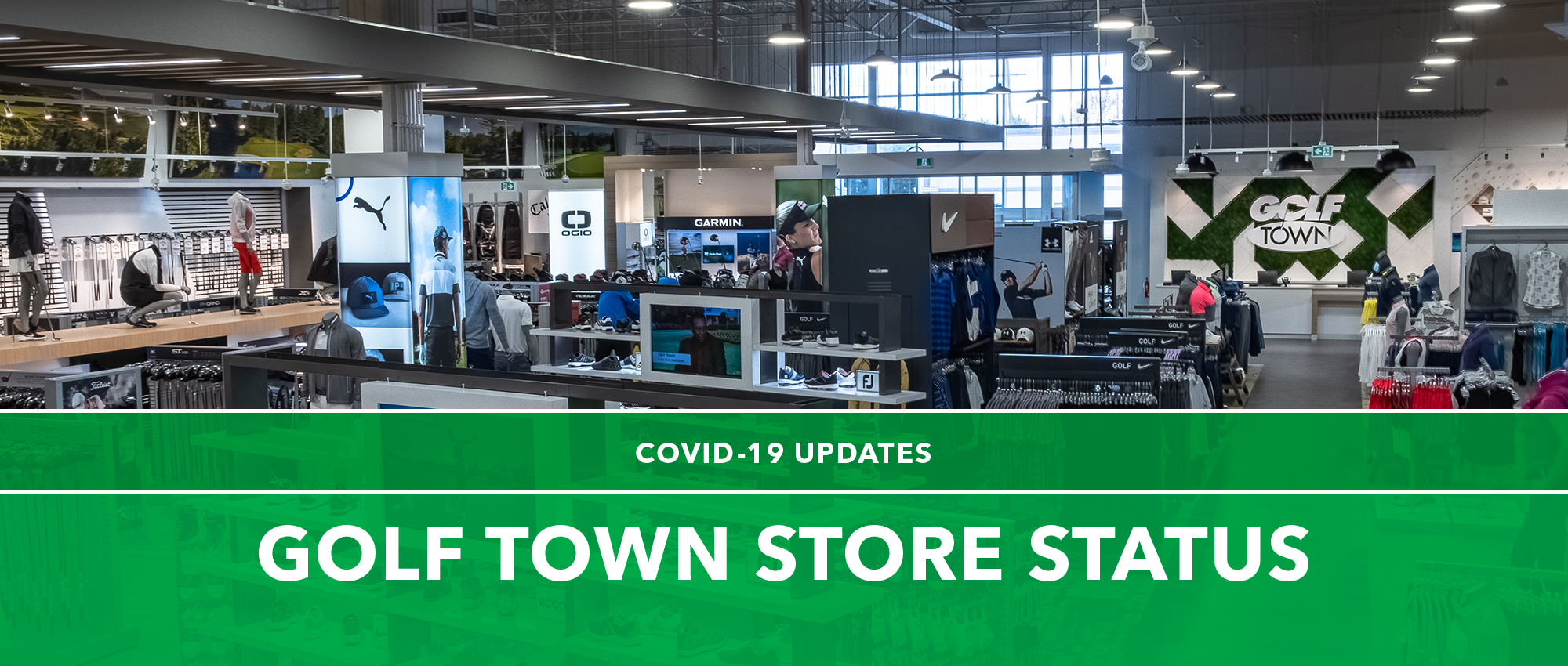 Golf Town Stores Open